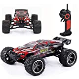 Nianle 2.4G 4CH RC Car Hobby Truck 38 KPH 1/12 Scale Electric Remote Control Toy Vechicles Brushed 2WD Anti-Shock Waterproof Read to Run RTR Racing Drifting Cars