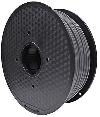 ohfila 3d ABS Filamento de 1,75 mm Gris 1Lb: Amazon.es: Amazon.es