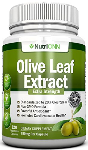 How to take olive leaf extract