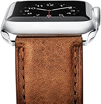 Benuo Apple Watch Genuine Leather Band for Series 3/2/1