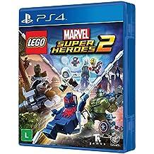 Lego Marvel Super Heroes 2 Br - 2017 - PlayStation 4