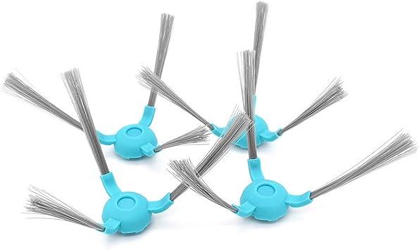 DingGreat Kit Accesorios de Recambio para Cecotec Conga 3090 Robot Aspirador, Repuestos Paquete de 1 cepillos Principales, 1 filtros, 4 cepillos Laterales, 1 Trapos de Limpieza: Amazon.es: Hogar