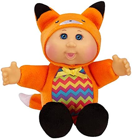 "Cabbage Patch Kids 9/"" Ruby Fox Cutie Doll"