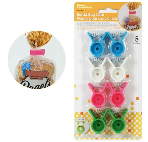 bread bag clips - 3