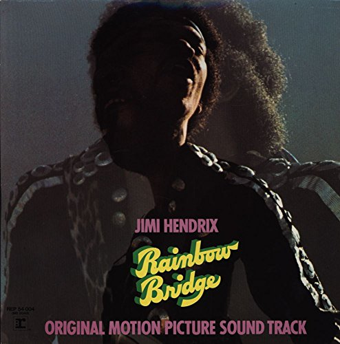 Price comparison product image Jimi Hendrix - Rainbow Bridge - Original Motion Picture Sound Track - Reprise Records,  Reprise Records - REP 54 004,  MS 2040 NM / NM LP