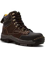 Dr. Martens Mens Isambard Safety Toe 8 Tie Boot