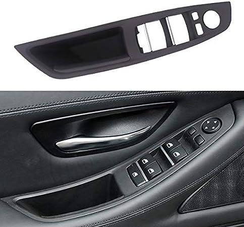 Türabdeckungs Verkleidung Edelstahl für BMW 5er F10 F18 F11 11-17 Griffleiste