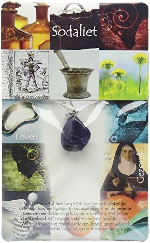 Steengoed Sodalite spirituelle de guérison, Pierre, Pierre, Bleu