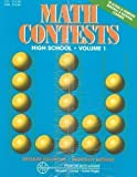 Math Contests - High School, Steven R. Conrad and Daniel Flegler, 0940805081