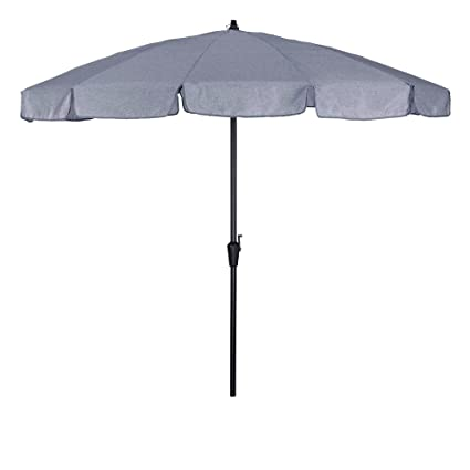 Merveilleux Umbrella. Centralia Large Outdoor Adjustable Parasol W/Cantilever Base  Stand   Best Sun Uv
