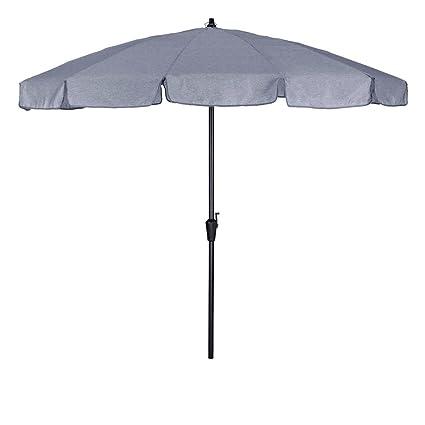 Attirant Umbrella. Centralia Large Outdoor Adjustable Parasol W/Cantilever Base  Stand   Best Sun Uv