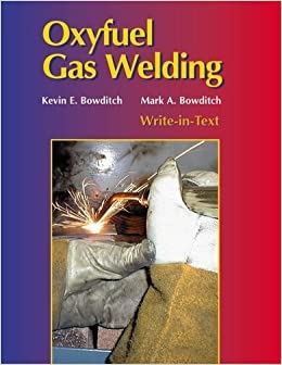 Book Oxyfuel Gas Welding by Kevin E. Bowditch (2004-01-01)