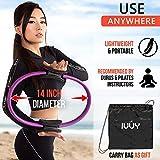 "Ivvy Pilates Magic 14"" Circle Ring – Includes"