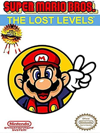 Super Mario Bros The Lost Levels Nes 3ds Download Code Amazon Co Uk Pc Video Games