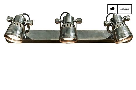 Applique IndustrielleLuminaires Triple Et Murale Eclairage qUzVMpS