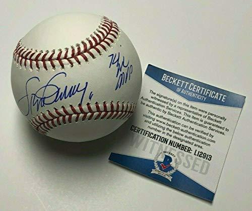 Nl Mvp Mlb Baseball - Steve Garvey Signed Major League Baseball MLB *Dodgers