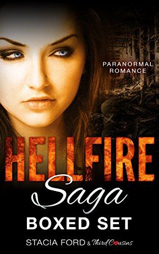 Hellfire Saga: (Paranormal Romance) (Boxed Set) (Paranormal Romance Series) (Kelly Violet)