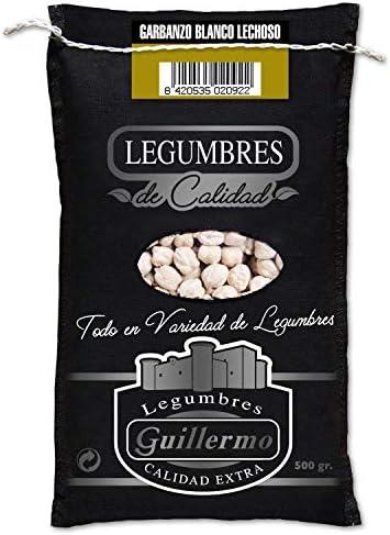 Guillermo Garbanzo Blanco Lechoso Gordo