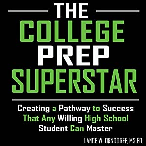 The College Prep Superstar Audiobook