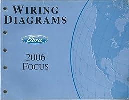 2006 ford focus wiring diagrams manual amazon com books rh amazon com 2006 ford focus wiring diagram stereo 2006 ford focus radio wiring diagram