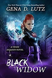 Black Widow (Venin Assassin  Book 3)