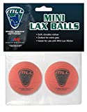 A&R Sports Major League Lacrosse Mini Lax Balls (Pack of 2)
