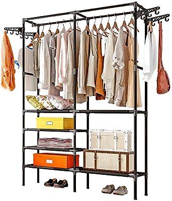 Amazon.com: Perchero para colgar ropa, perchero para el ...