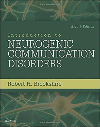 =BEST= Introduction To Neurogenic Communication Disorders, 8e. ciclo Estados vision tuntia libros