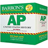 Barron's AP US History Flash Cards