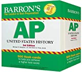 img - for Barron's AP US History Flash Cards book / textbook / text book