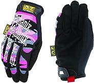 Mechanix Wear MG-72-520 : The Original Women's Pink Camo Work Gloves (Medium, Camoufl