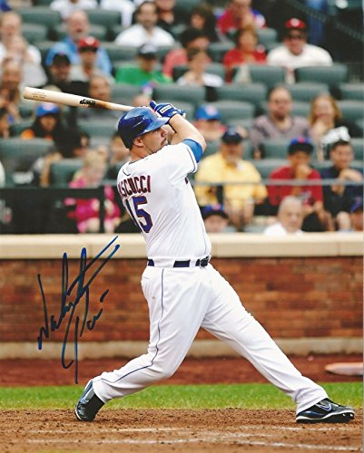 VAL PASCUCCI NY NEW YORK METS AUTOGRAPHED SIGNED 8X10 PHOTO W/COA