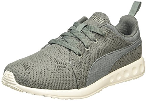 Puma Carson Runner Camo Mesh Eea, Zapatillas de Running Unisex Adulto Verde (Agave Green-whisper White 13)