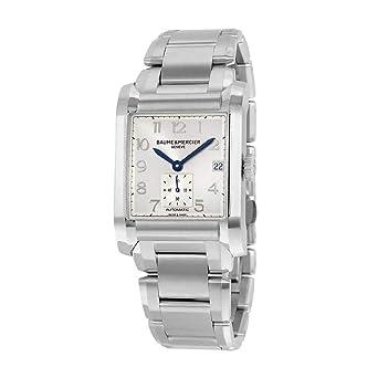 32d81373a Image Unavailable. Image not available for. Color: Baume & Mercier Hampton  Men's Automatic Watch 10047