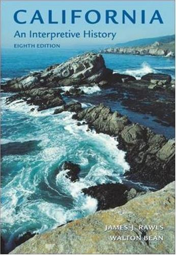 California Interpretive History-Text Only, 8TH EDITION