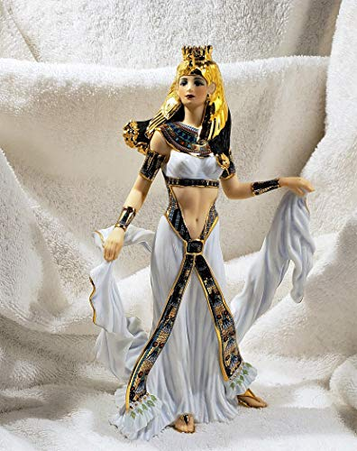 Pens and More Cleopatra Collectible Figurine by Danbury Mint