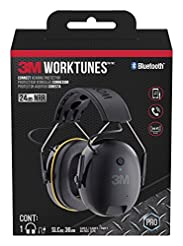 3M WorkTunes Connect Hearing Protector w...