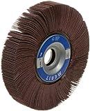 """Merit Grind-O-Flex Abrasive Flap Wheel, 1"""" Arbor, Ceramic Aluminum Oxide"""
