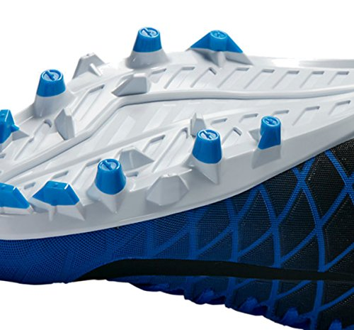 General Pro photo Football TD Field Cleats White Blue Blue Men's Racer Nike black q6wEtaf