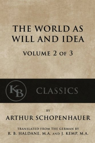 The-World-As-Will-And-Idea-Vol-2-of-3