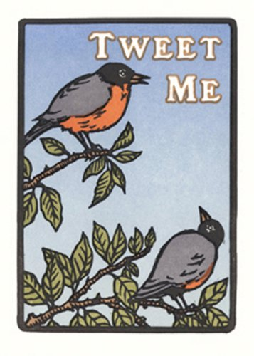 Download Tweet Me Boxed: Boxed Set of 6 Cards PDF