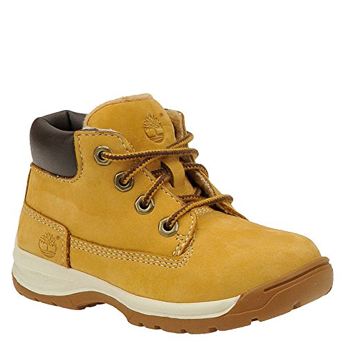 Timberland Earthkeepers Timber Tykes Lace Boot ,Wheat,8.5 M