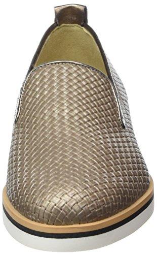 Janalee Ivory Geox D Loafers Beige H Taupec6029 Women's rwEEngxTX