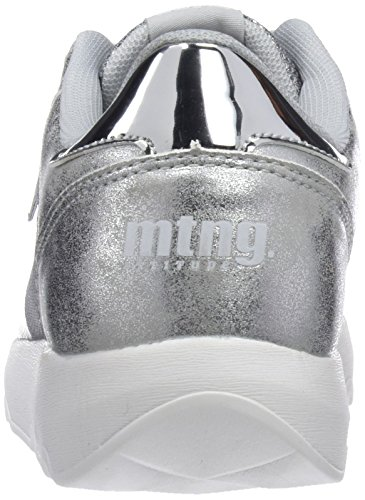 Plateado Platabrillo Ir Plata Deporte Zapatillas O MTNG para R Lureti R Plata Hulk M Mujer de qAwzY8