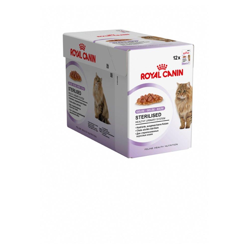 Royal Canin stérilisée Cat Nourriture 12x 85g 9003579311844