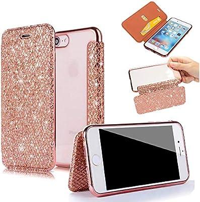 a46e5469dd Zoeking iPhone7 plus ケース 手帳型 かわいい iPhone8 plus ケース 手帳型 シンプル アイフォン7プラス