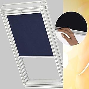 velux verdunkelungsrollo dkl in dunkelblau ck02 einzig wahre l sung haarpflege styling. Black Bedroom Furniture Sets. Home Design Ideas