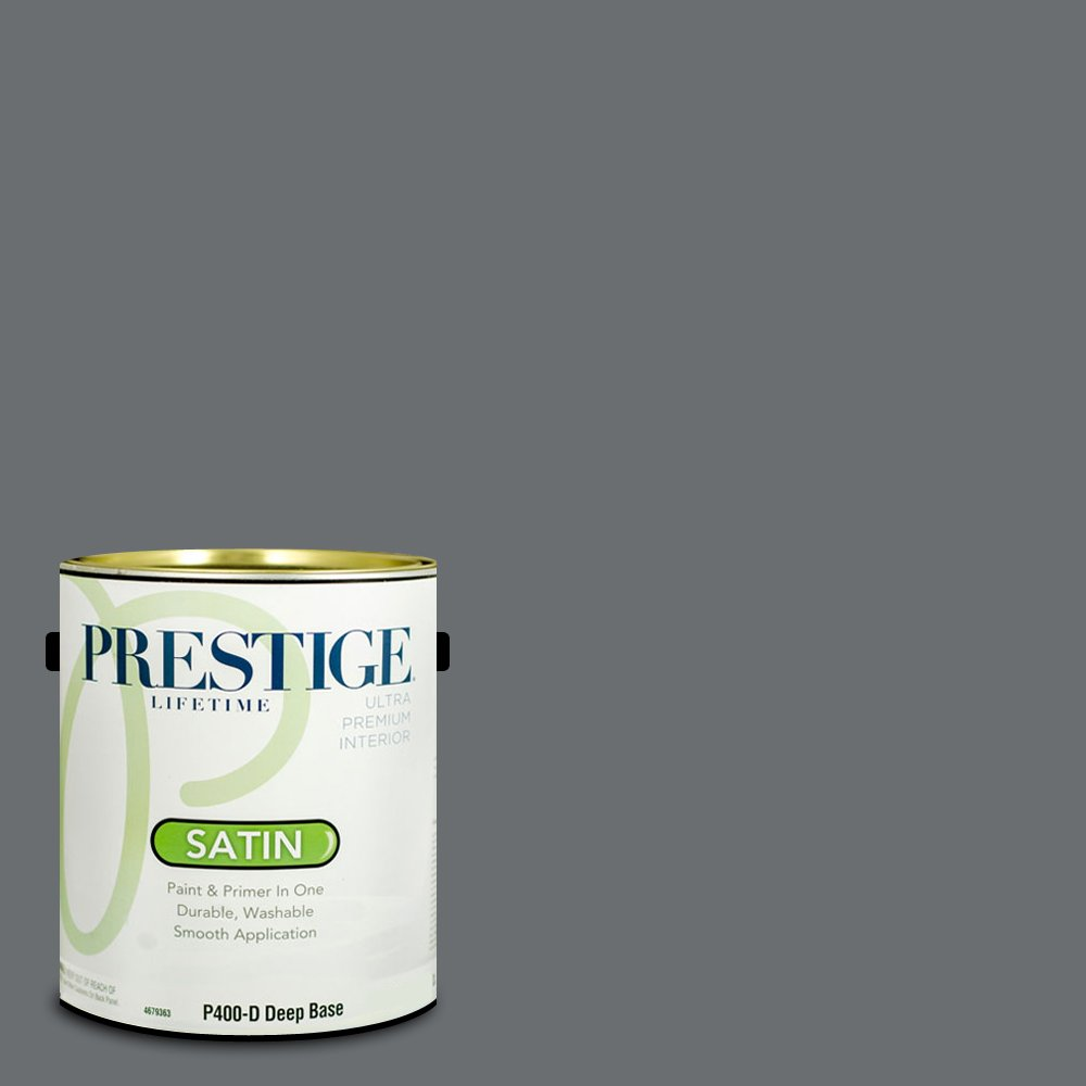 Prestige Paints P400-D-4005-2BVP Paint and Primer In One, 1 gallon, High-Speed Steel