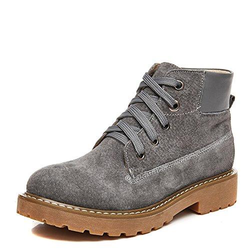 Vintage Martin Stiefel,British Wind And Spring Boots,Leder Flat Stiefel,Dick Heels Short Stiefel E
