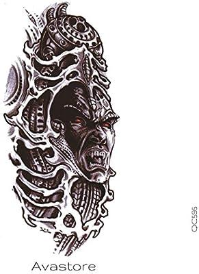 Tatuaje Temporal Diablo, Demonio avastore: Amazon.es: Belleza